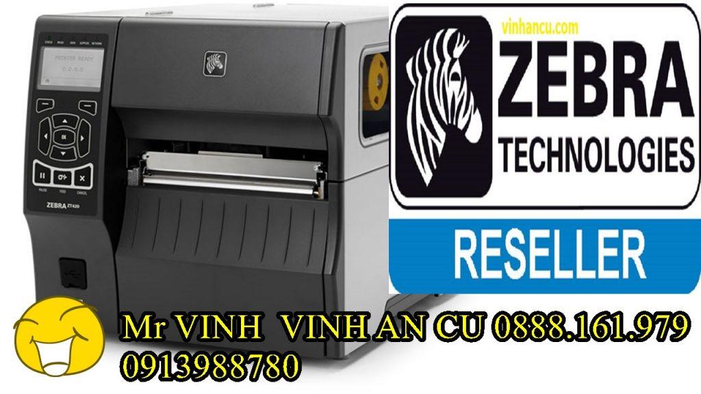 Các tính năng được hỗ trợ Zebra ZT420 (300 dpi)