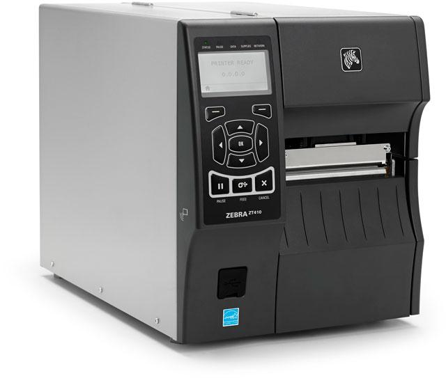 Cách cài máy in Zebra ZT410 300 DPI