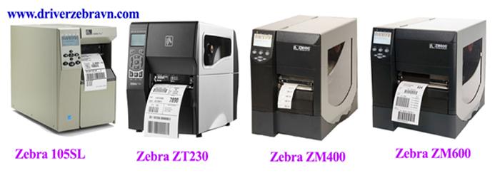 máy in tem nhãn mã vạch Zebra