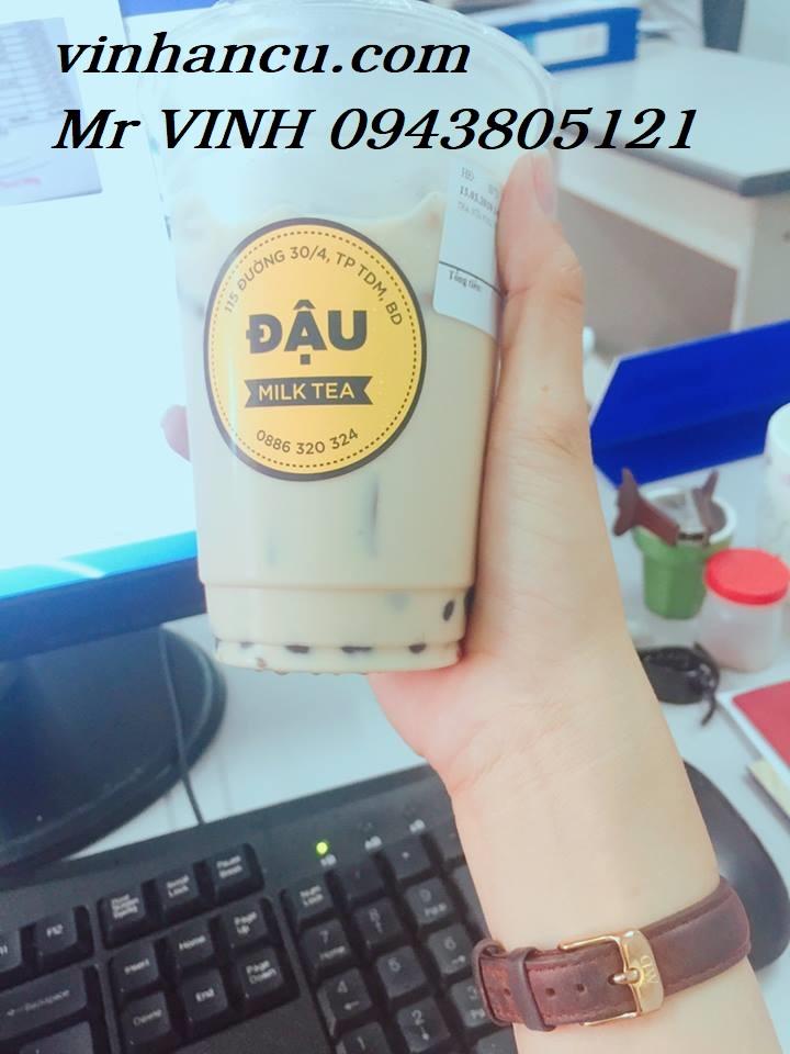 in tem trà sữa giá rẻ