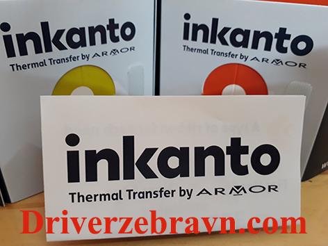 Mực in Inkanto Armor Wax