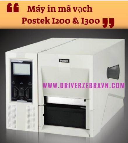 Bán máy in Postek I300 giá tốt nhất hiện nay