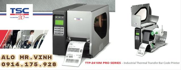 máy in nhãn nhiệt TSC