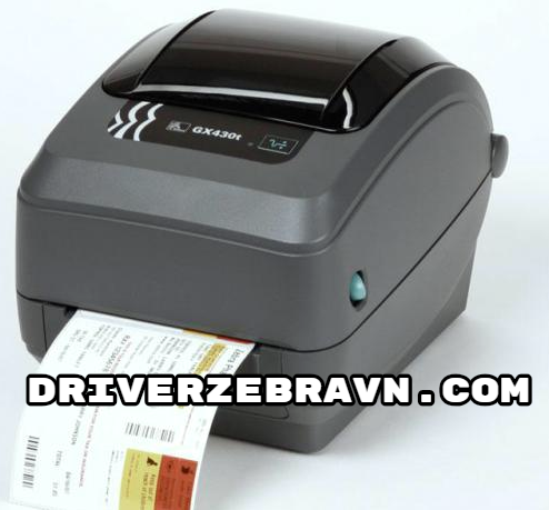 máy in Zebra GX430t