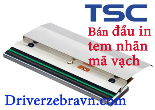 Đầu in mã vạch TSC