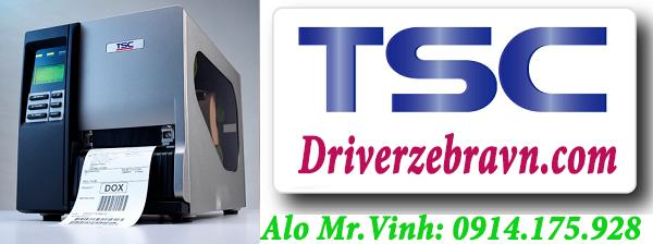 Máy In Mã Vạch TSC TTP 2410M