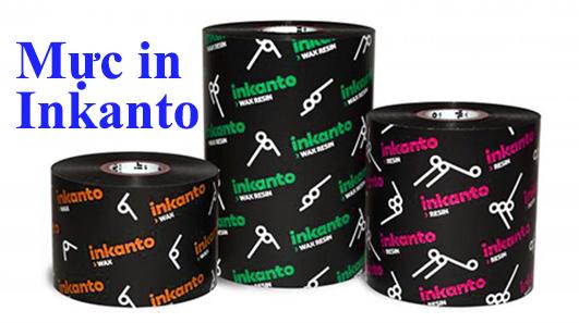Ribbon barcode Inkanto