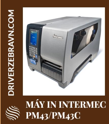 Mua máy in Intermec PM43/PM43C