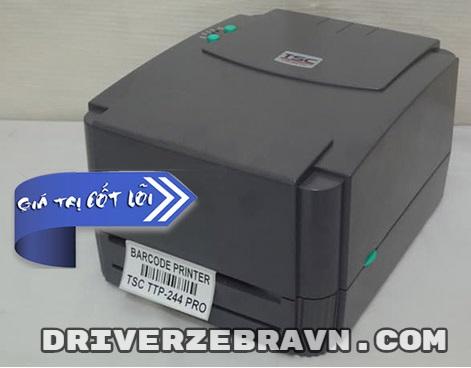 máy in mã vạch TSC 244 Pro chính hãng