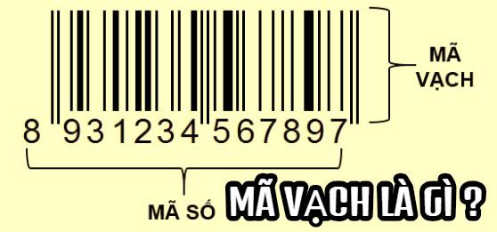 Mã vạch là barcodes là gì, ma vach la barcodes