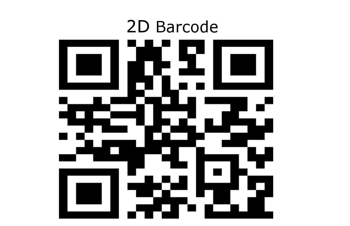 máy đọc barcode 2D, may doc barcode 2d, máy quét mã vạch 2d
