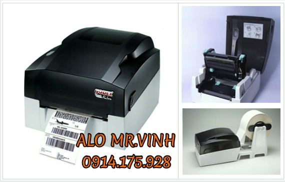 máy in Godex EZ-1105, may in godex ez 1105, máy in godex giá rẻ