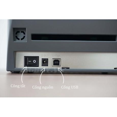 máy in mã vạch tem nhãn Godex G500, may in ma vach tem nhan godex g500