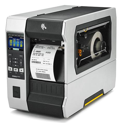 máy in mã vạch Zebra ZT610 600dpi, máy in zebra, zebra zt610 600dpi