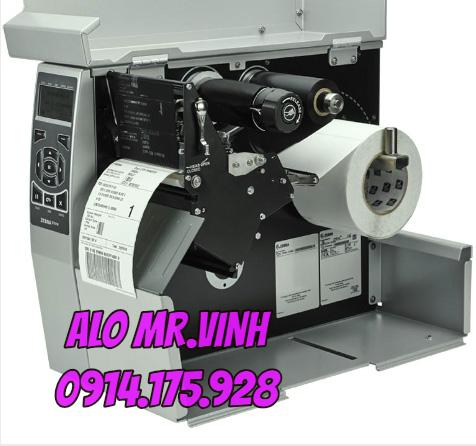 Máy in giấy decal cuộn Zebra ZT510, máy in zebra zt510 giá rẻ