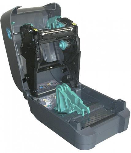máy in mã vạch màu Zebra GT800 300dpi, máy in nhãn màu, máy in tem màu