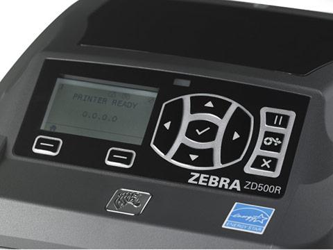 Máy in tem Zebra ZD500, máy in tem zebra zd500, máy in zebra giá rẻ