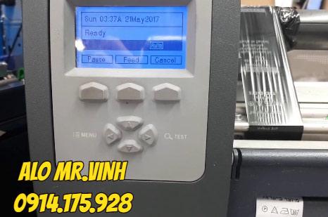 máy in mã vạch Datamax I-4212