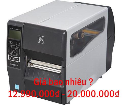 máy in mã vạch Zebra ZT230 203dpi, 300dpi