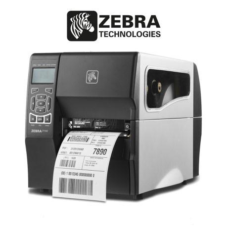 máy in barcode Zebra ZT230 - 203dpi