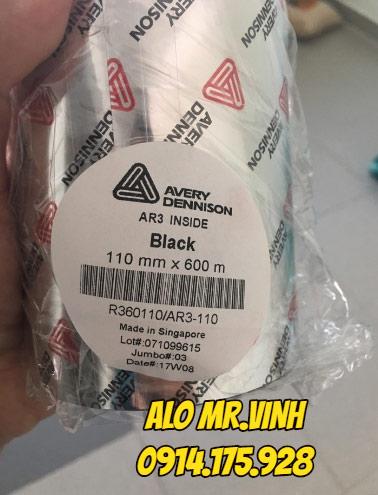 Mực in nhãn cho máy in mã vạch