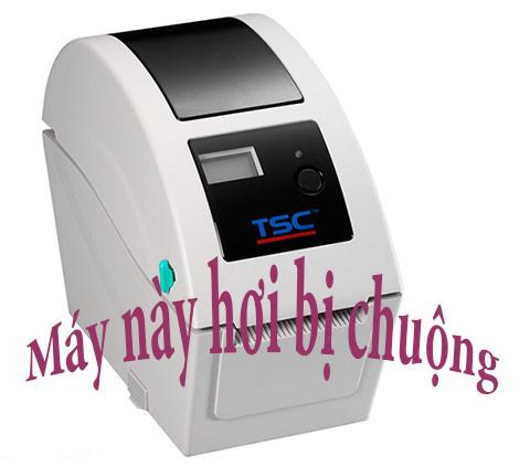 máy in nhiệt TSC 225, 247, 345