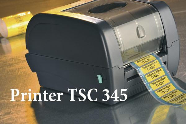 máy in nhiệt TSC 345