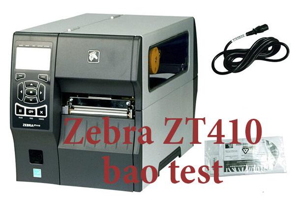Máy in Zebra ZT410 203 dpi 300dpi