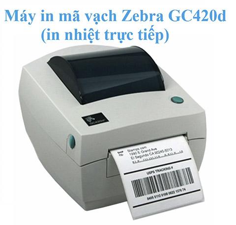 máy in mã vạch trực tiếp