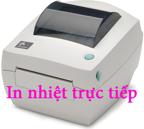 máy in tem mã vạch nhiệt trực tiếp
