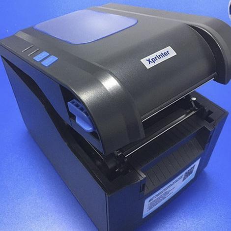 máy in nhãn mã vạch xprinter