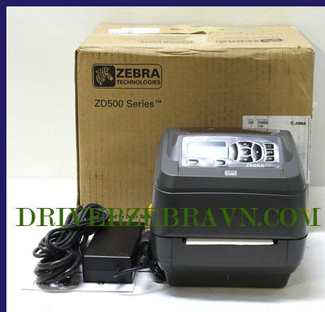 zebra zd500