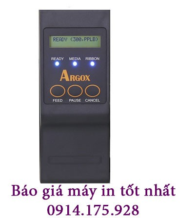 máy in argox ix4 350