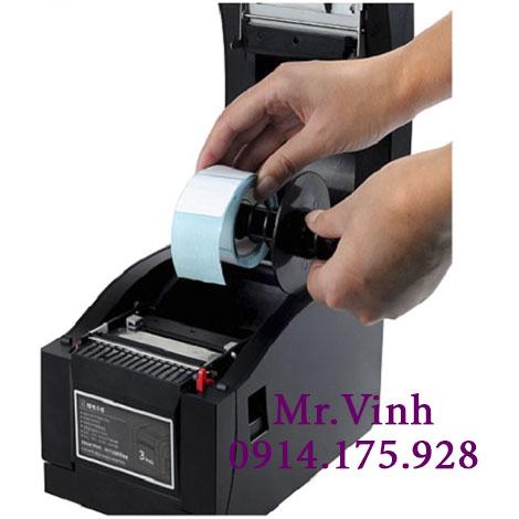 máy in tem nhãn Xprinter XP350B
