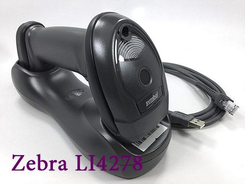 Máy quét Zebra cầm tay LI4278