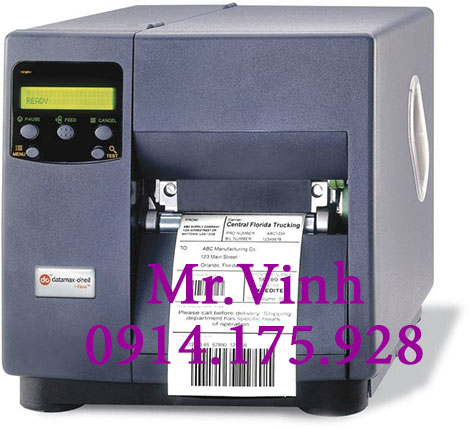 máy in tem mã vạch Datamax I-4212
