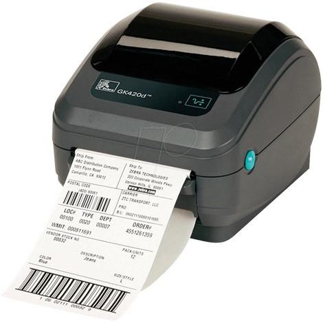 printer zebra