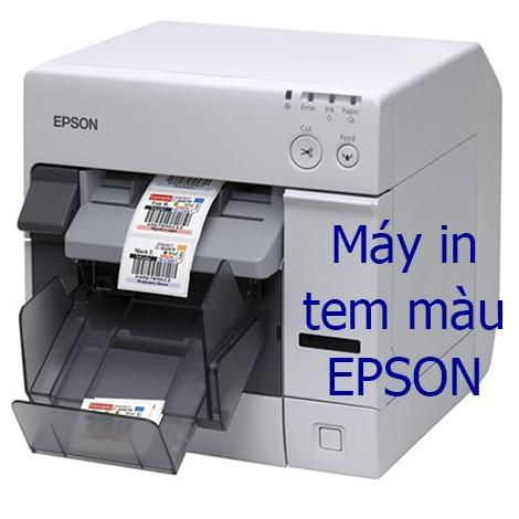 máy in phun màu Epson giá rẻ, tốt nhất