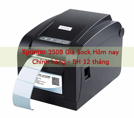may in xprinter 350b gia re chinh hang