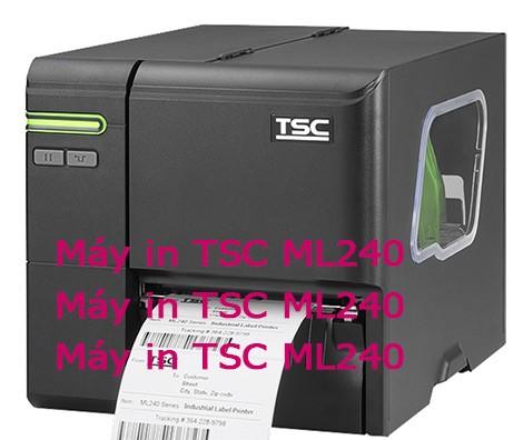 Máy in TSC ML240 chính hãng giá rẻ Đà Lạt