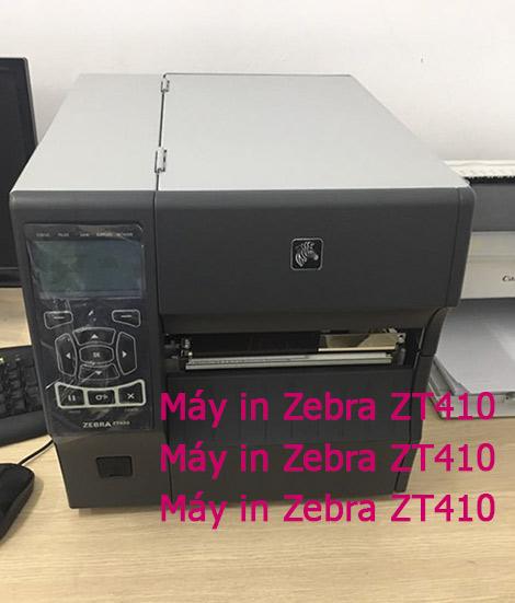 Máy in Zebra ZT410 giá rẻ Đà Lạt City