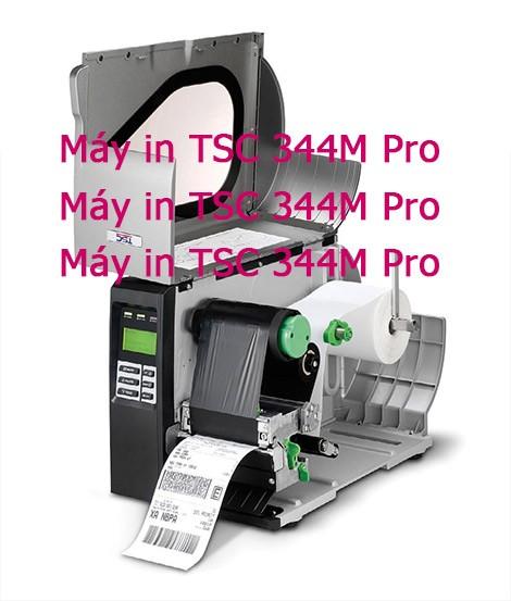 Mua máy in tem vải TSC 344M Pro giá rẻ