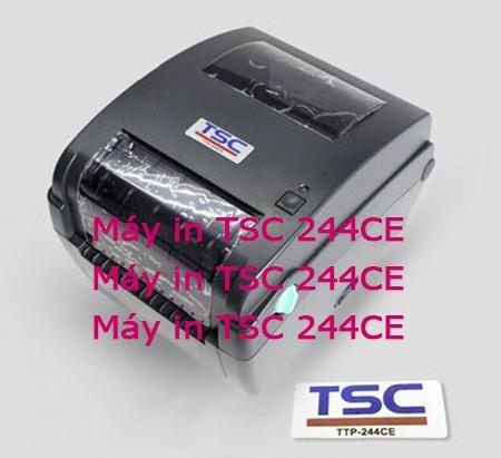 Tìm hiểu máy in TSC 244CE giá rẻ I thị trường hiện nay