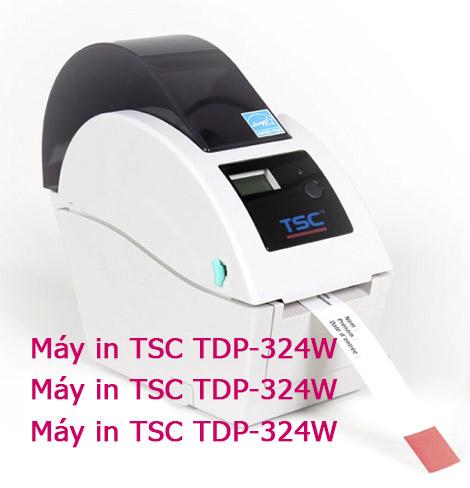 Máy in TSC TDP-324W giá rẻ Đà Lạt VIP