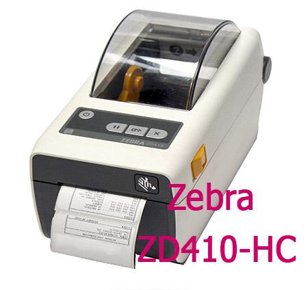 máy in tem zebra giá rẻ zd410