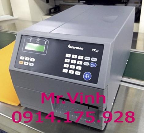 Máy in mã vạch Intermec PX4i giá rẻ 2020