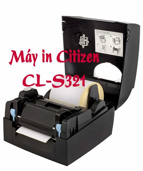 Bán máy in Citizen CL-S321 giá rẻ, còn hàng