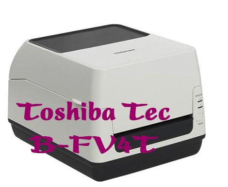Máy in Toshiba Tec B-FV4T là máy in mã vạch Japan