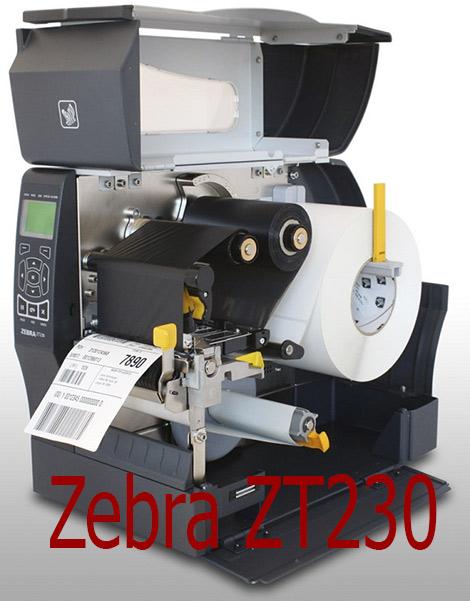 Liên hệ mua máy in decal cuộn Zebra ZT230