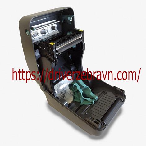 Máy in mã vạch Zebra Gk420t giá rẻ nhất